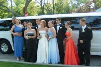 Chicago prom limo